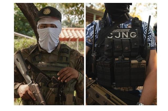 """El Presidente AMLO ira a Aguililla, Michoacán epicentro de la peor guerra que se vive en estos momentos en México entre Cárteles Unidos vs CJNG """"ya he ido a Aguililla"""" dijo"""