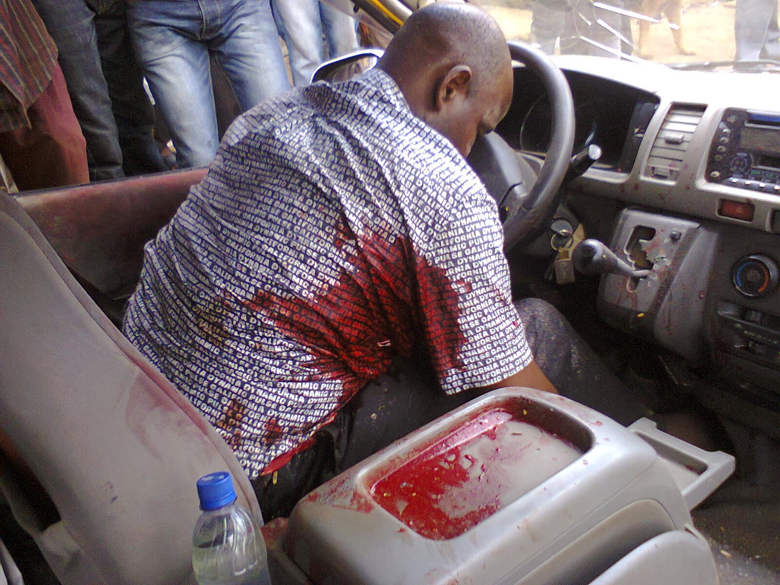 Two Shot Dead By Robbers In Enugu See Pictures Ckn News