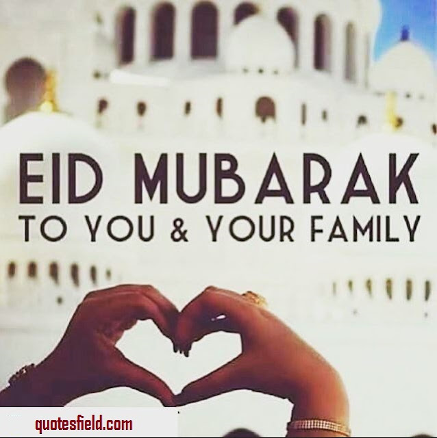 Eid mubarak Love quotes-Messages