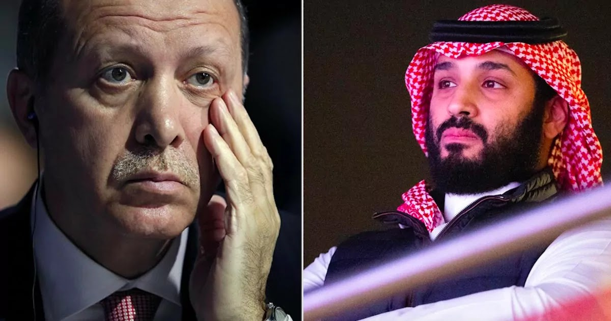Saudi Arabia Places An Embargo On All Turkish Goods And Bans Saudis From Travelling To Turkey