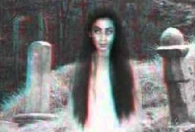 bau pertanda datangnya hantu kanalmu