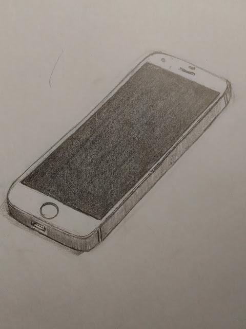 Mobile pencil study