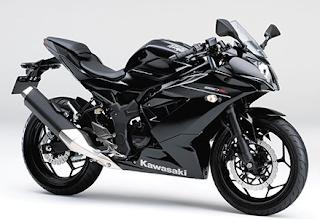 Kawasaki Ninja 250SL 2016 hitam