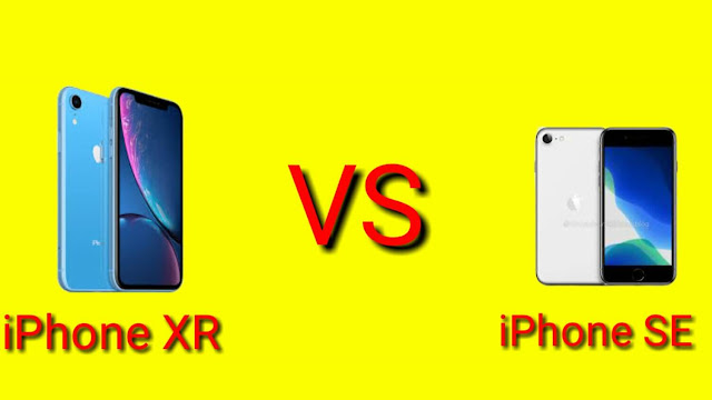 iPhone XR and iPhone SE which one is the king?