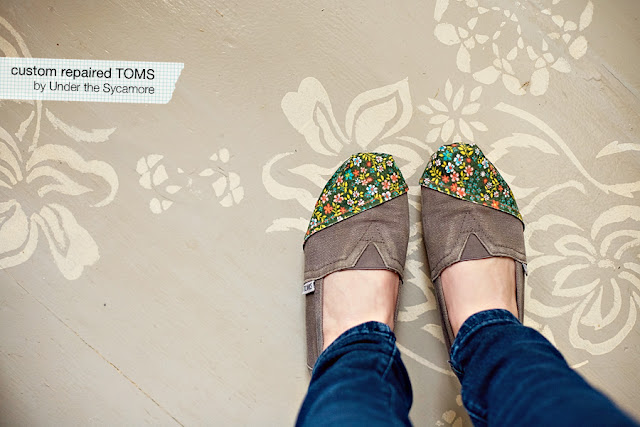 Knock Toms Shoes