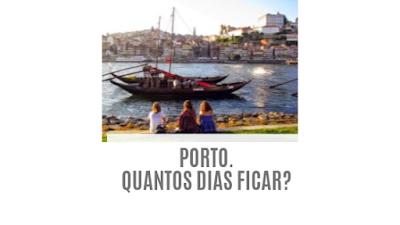 Apreciando a paisagem do Porto