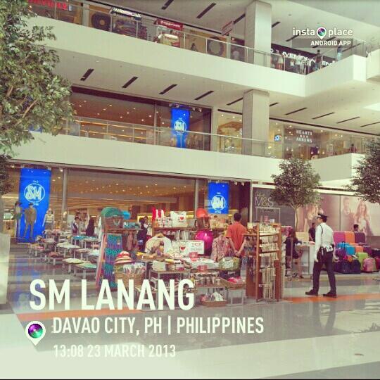 SM Lanang in Davao