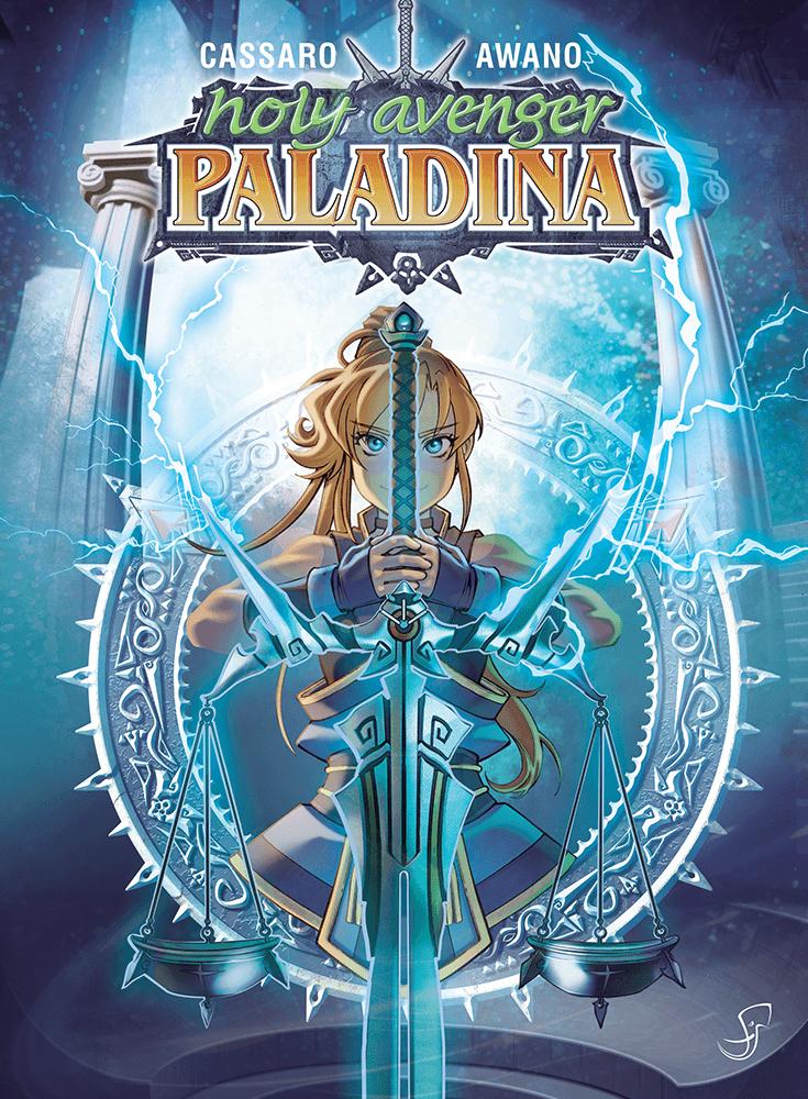 Holy Avenger: Paladina finalmente será lançado