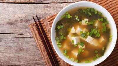 #Resep Ramadan: Sup Tahu Miso untuk Buka Puasa dan Sahur