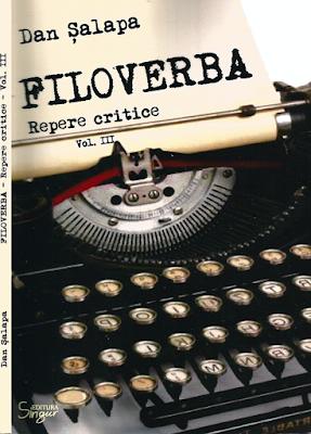 Filoverba repere critice 3 Editura Singur 2017