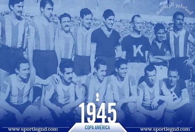 كوبا امريكا 1945