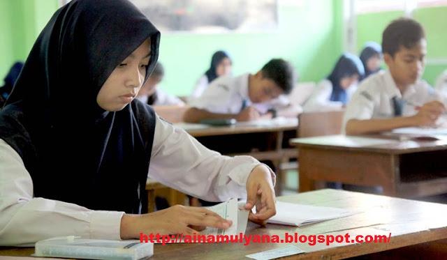 Latihan Soal dan Pembahasan UN UNBK USBN SMP Tahun  SOAL DAN JAWABAN LATIHAN UN (UNBK) SMP TAHUN 2019 (2019/2019)
