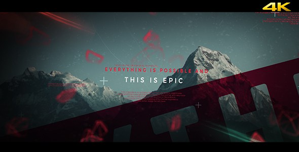 This is Epic – Cinematic Slideshow 19386431 Videohive – Free ...