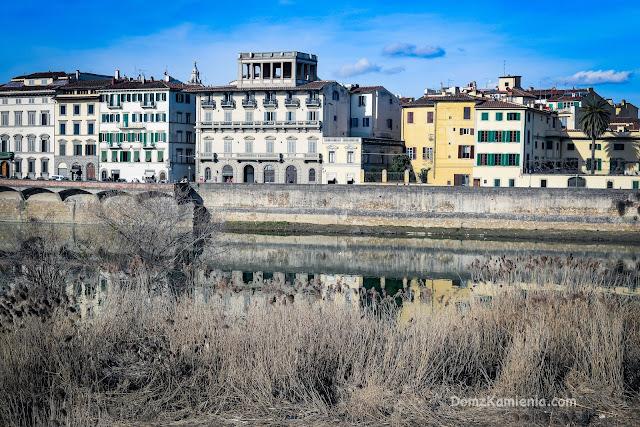 Arno Florencja Dom z Kamienia