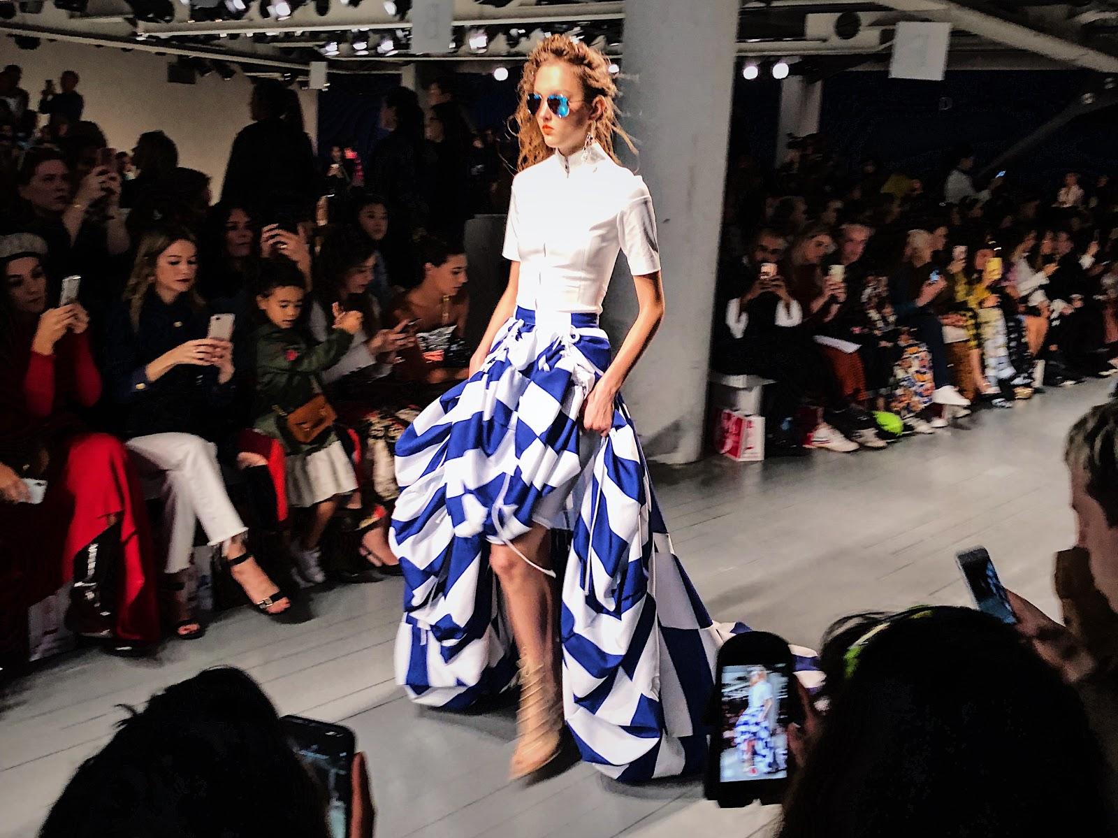 Fyodor Golan SS19 London Fashion Week