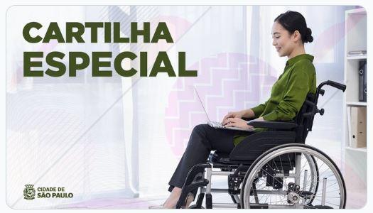 Cartilha com orientações p/ pessoas com deficiência sobre o COVID-19