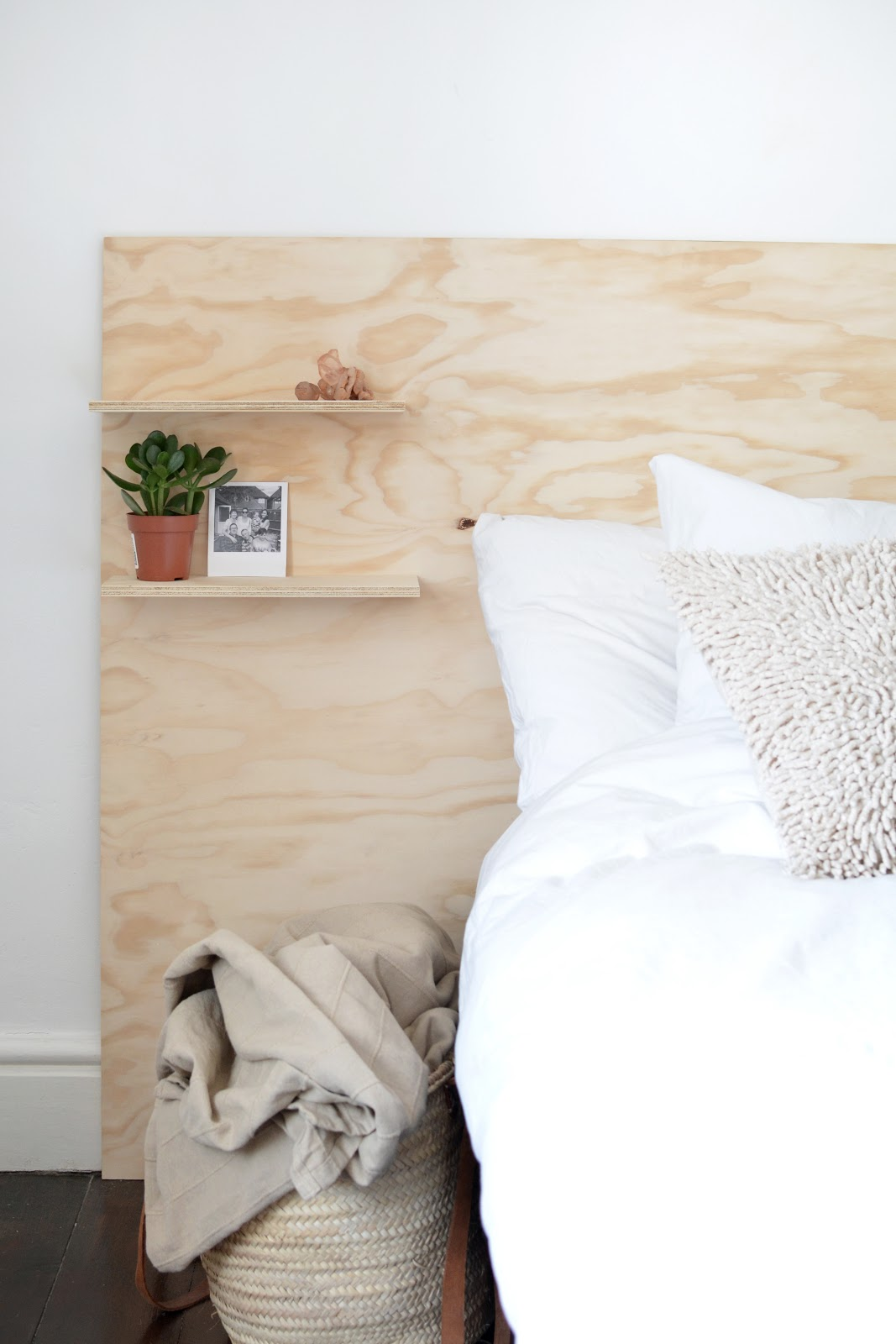 plywood furniture, plywood headboard
