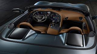 Dream Fantasy Cars-Chevrolet Corvette C7 Stingray Convertible