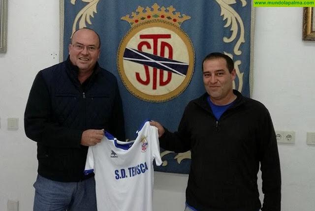 Miguel Cid cesa como entrenador del Tenisca