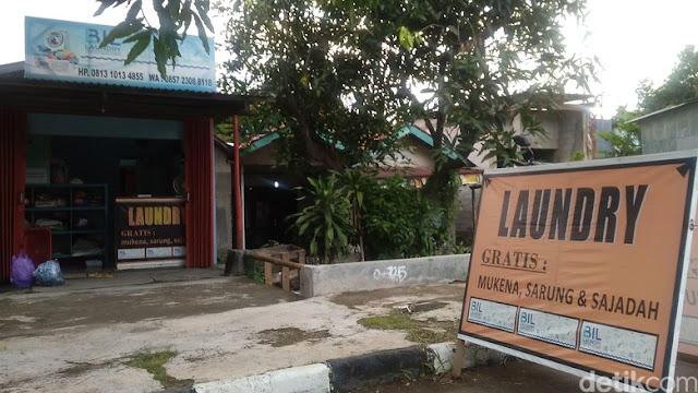 MasyaAllah.. Laundry di Cirebon Ini Gratiskan Cuci Perlengkapan Shalat