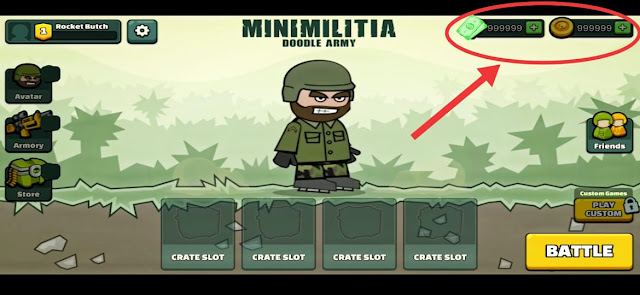 Mini militia mod apk 2020