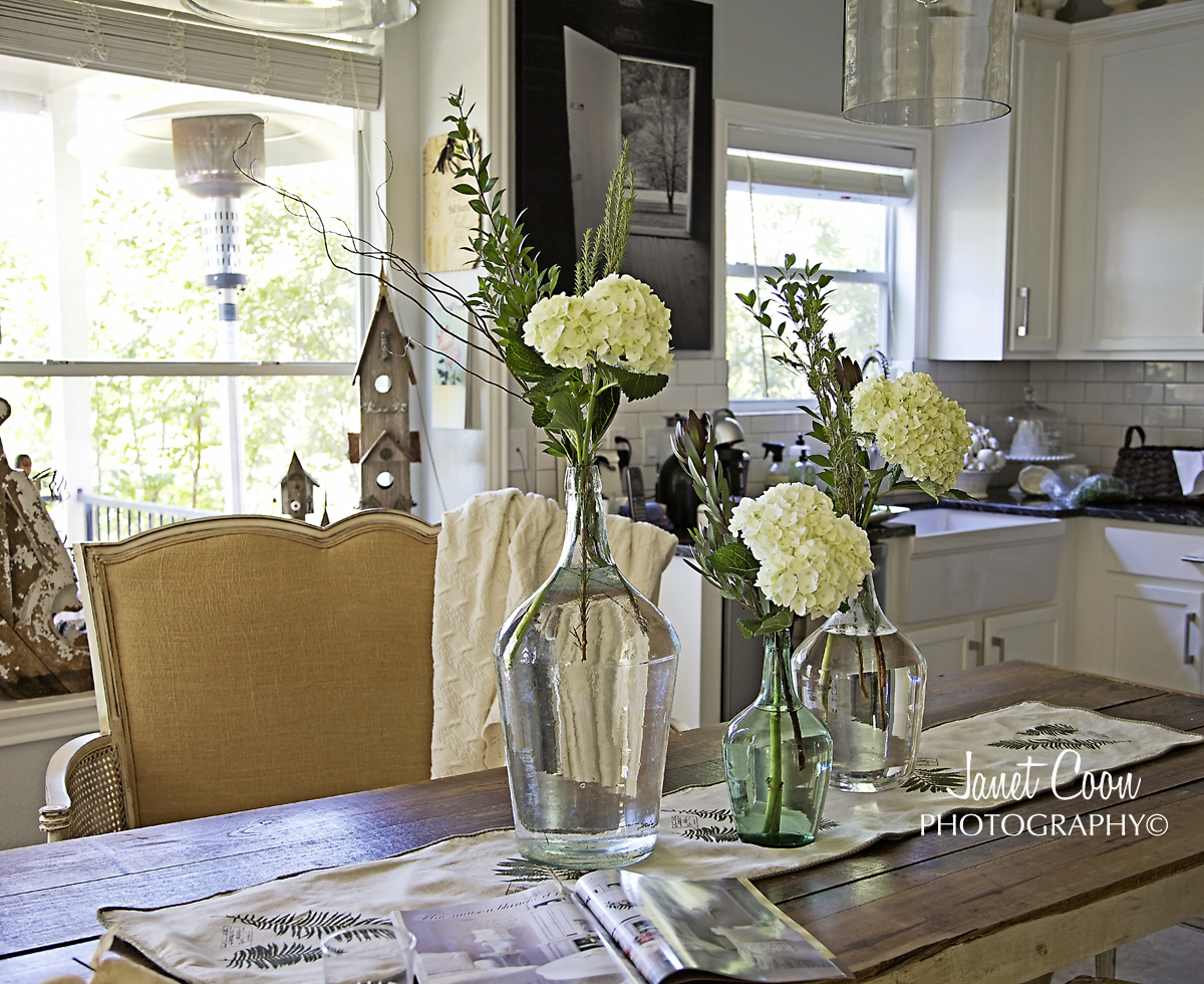 Flea Market Decor Magazine Spring 2014 Home Shoot