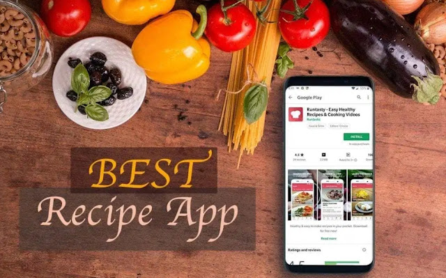 Top 10 Best Cooking Apps for Android Free Download