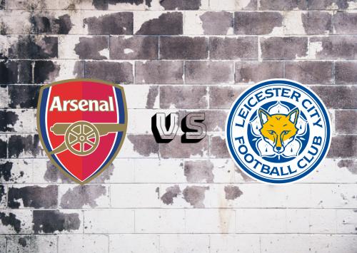 Arsenal vs Leicester City  Resumen y Partido Completo