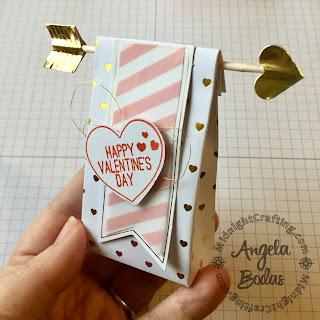 Paper Pumpkin Adoring Arrows January 2017 MidnightCrafting.com