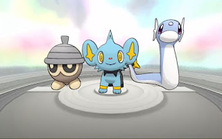 Pokemon Omega Máximo para 3DS Iniciales Starter Pokemon