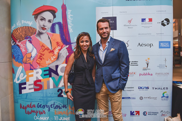 GSC French Film Festival at GSC Pavilion KL Acme Bar & Coffee (Le French Festival 2017 Malaysia) Zatashah and Aubry