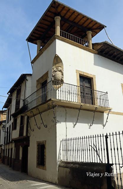 Palacio Torquemada, Villafranca del Bierzo, León