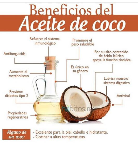 ACEITE DE COCO - SALUD & BIENESTAR