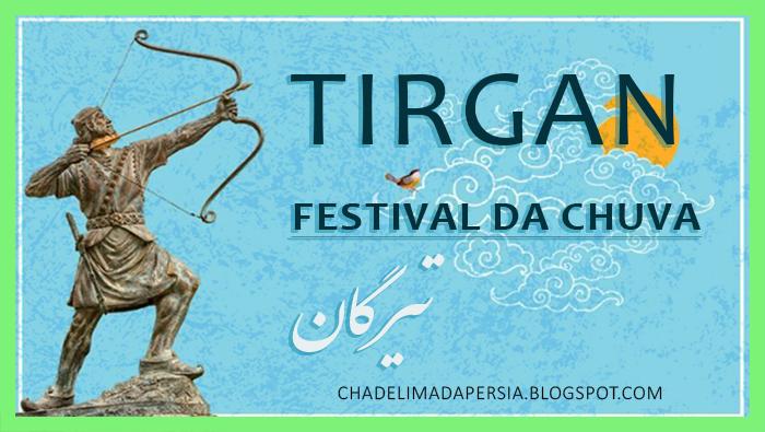 Tirgan - Festival da Chuva