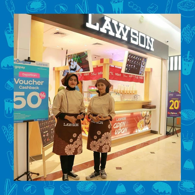 #Lawson - #Promo Oden Gratis di Mal Metropolitan Bekasi ( s.d 26 Okt 2019)