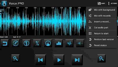 Voice Pro App for Audio Editing, Audio Editing, Audio Cutter, Best Audio Editing Apps for Android