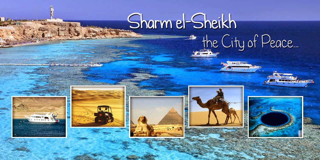 Learning English in Libya at Almaqar: A postcard from Sharm