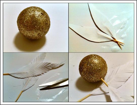 Golden Snitch Craft