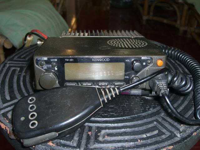 KENWOOD TM-261A (TERJUAL) ~ SAE HOBBIES communication jual ...