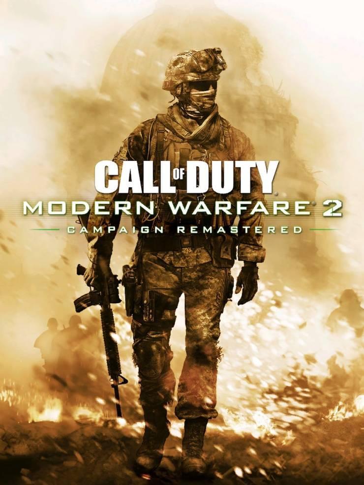 Descargar Call Of Duty Modern Warfare 2 Campaign Remastered PC