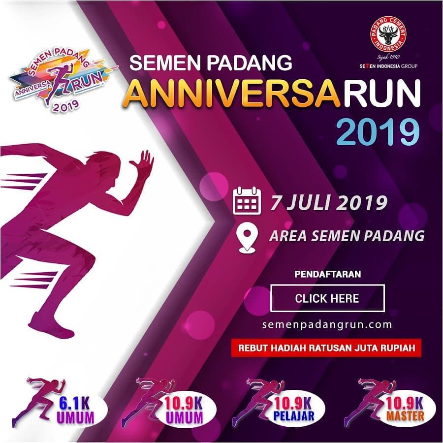 Semen Padang AnniversaRun • 2019