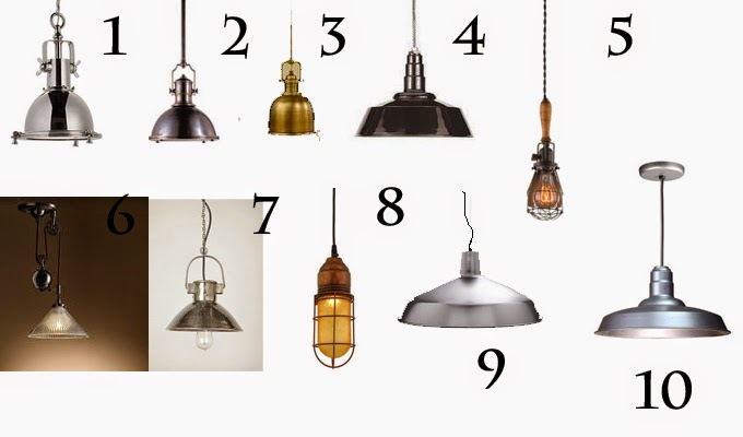 Industrial Lighting Fixtures