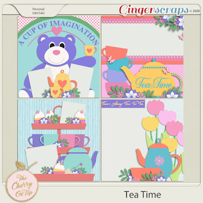 Tea Time Templates