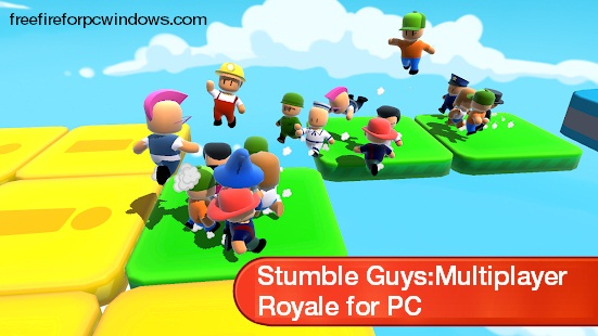 Stumble Guys Multiplayer Royale for PC