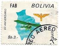 Selo Força Aérea Boliviana
