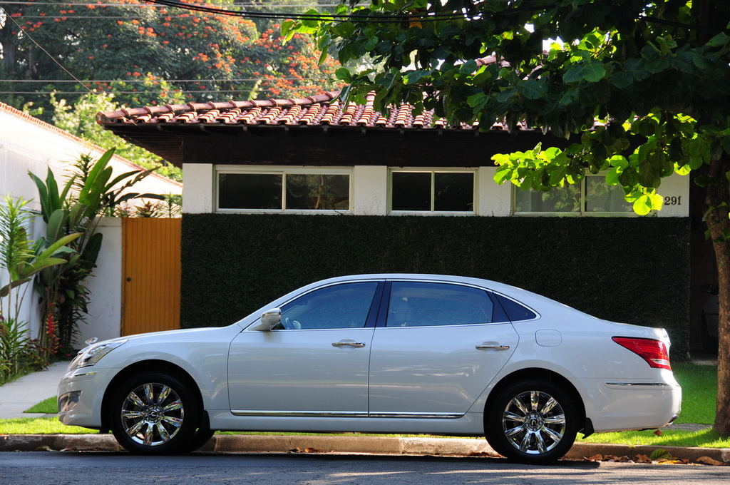 2009 Hyundai Equus VS460 related infomation,specifications ...