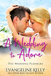 A Wedding to Adore (The Wedding Planners) book promotion sites Evangeline Kelly