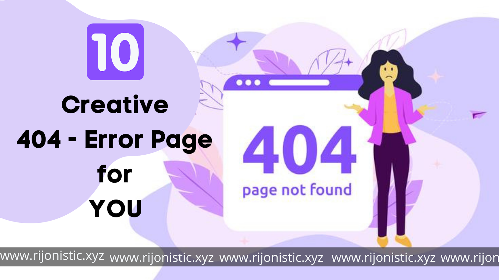 Top 10 Animated 404 Error Page Template, Cool Premium error page template,