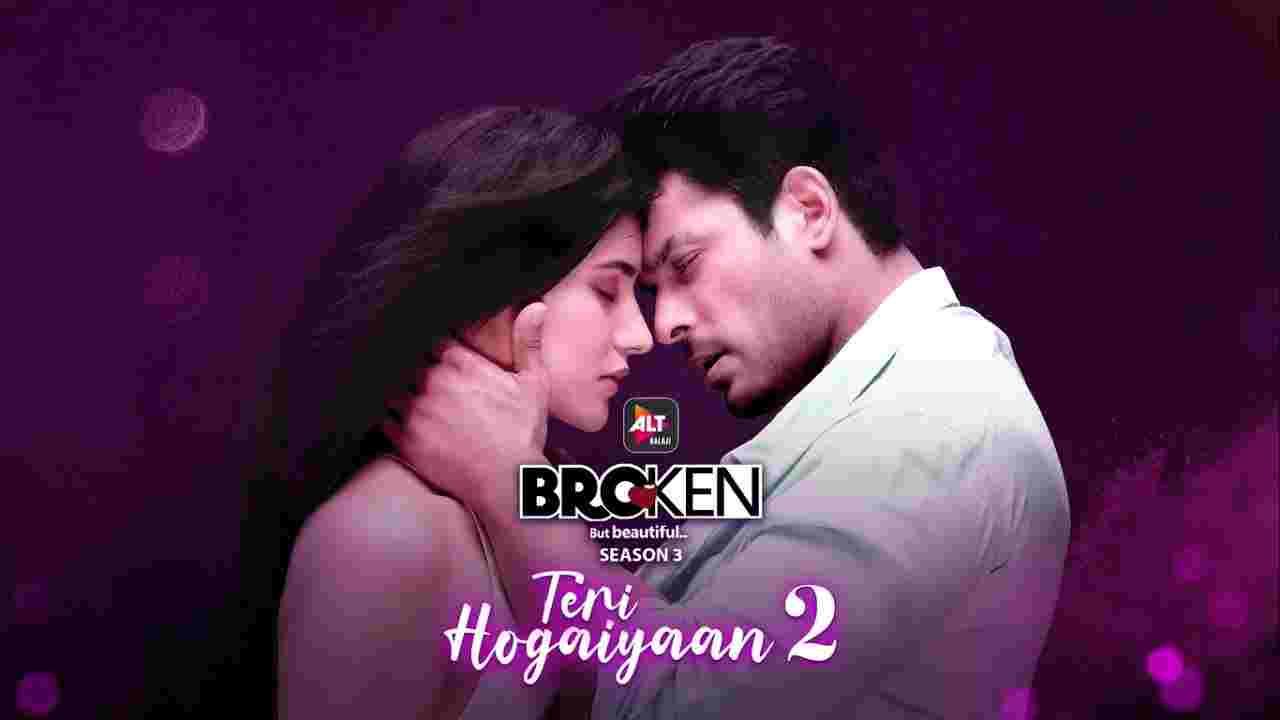 Teri hogaiyaan 2 lyrics Broken but beautiful season 3 Vishal Mishra Hindi Song