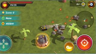 Game Tank Heroes: Infinity War Apk